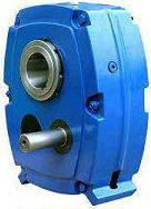 Fenner SMSR shaft mounted gearbox
